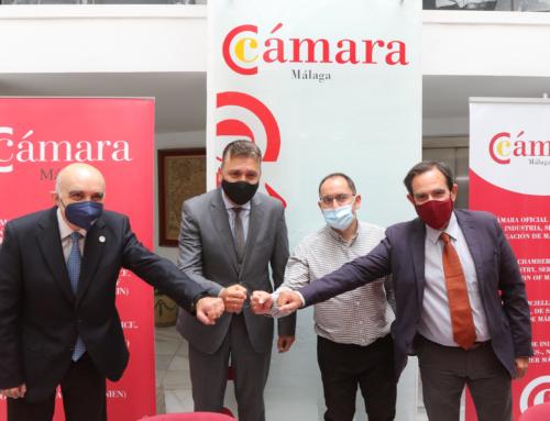 """Convenio para la puesta en marcha del proyecto """"Empresas Malagueñas Solidarias"""""""